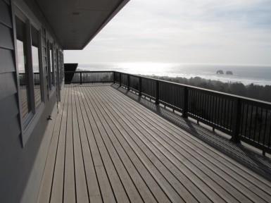 Rockaway Deck View
